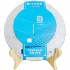 七彩云南 普洱茶(尊系列)普洱 生 茶 357克/片