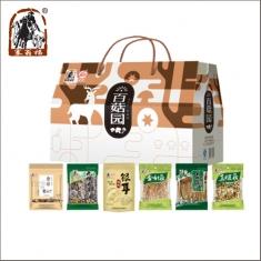 塞翁福野山菌菇【百菇园菌菇】礼盒团购