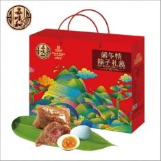 五味和粽子礼盒 【端午情】礼盒