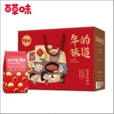 百草味 推荐官方标配《外婆的灶台A2》礼盒