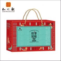 杭州粽子 知味观粽子【粽享知味】礼盒 团购