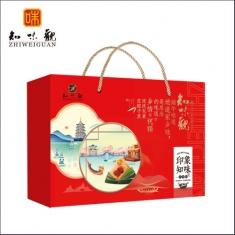 杭州粽子 知味观粽子【印象知味】礼盒 团购