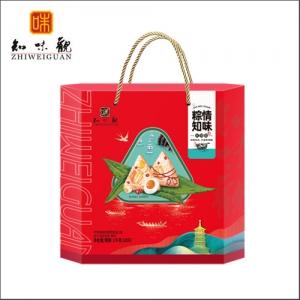 杭州粽子 知味观粽子【粽情知味】礼盒 团购
